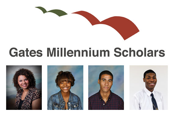 worthy of recognition flint public schools turn out four gates  gates scholars