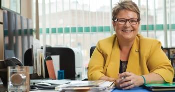 "Susan E. Borrego, Ph.D <span class=""subtitle"">Chancellor, University of Michigan-Flint</span>"
