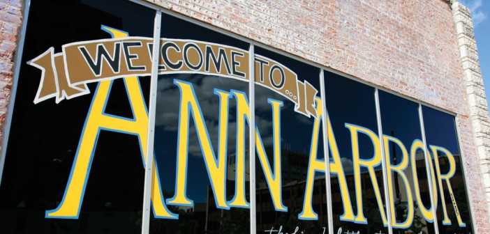 Welcome to Ann Arbor!