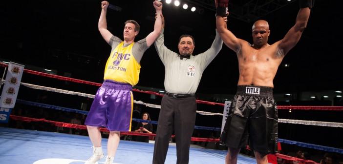 Celebrity boxing 2019 knockout