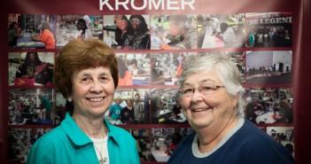 Sister Carol Weber & Sister Judy Blake, N.E.W. Life Center Co-Founders