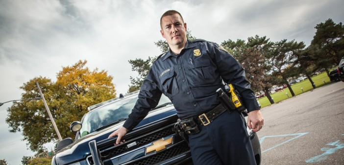 Randy Matteson<span class=subtitle>Flint City Police Officer</span>