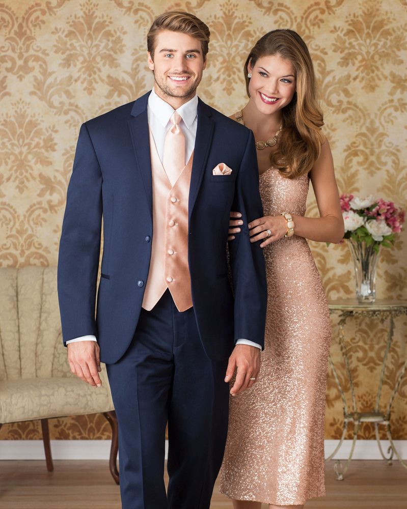 Gown & Tuxedo Trends for 2016