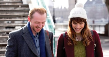 Simon Pegg & Lake Bell in Man Up