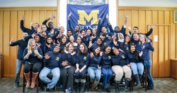 International Students At UM-Flint  <span class=subtitle>Global Advocates for Vehicle City</span>