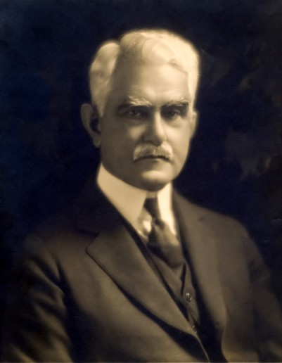 J. Dallas Dort, c. 1920. By Becker.