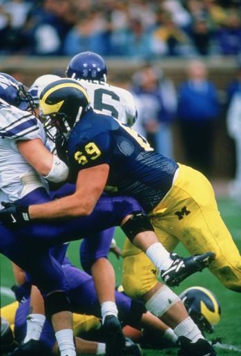 Photos provided By Jon Runyan, Philadelphia Eagles, & The University of Michigan