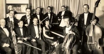 CHAMBER MUSIC SOCIETY, 1927. BY KEN WALLACE SR., CROOKS STUDIO.