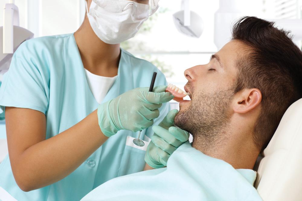 CAD/CAM Complete Dentures