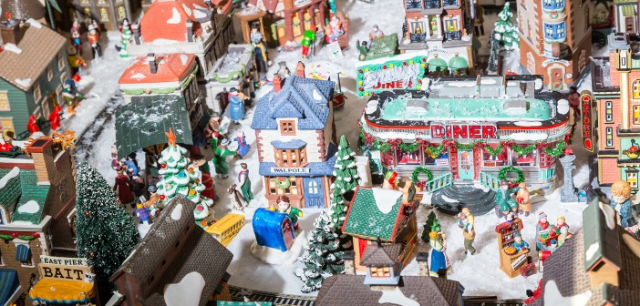 It Takes a (Miniature) Village