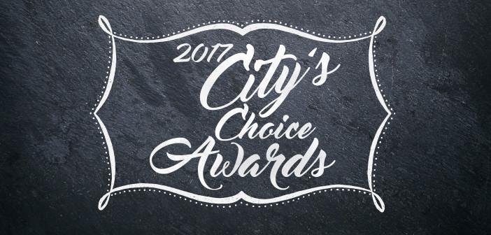 2017 City's Choice Awards Winners