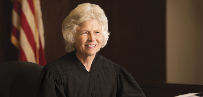 "The Honorable Judith A. Fullerton <span class=""subtitle"">Paving The Way</span>"