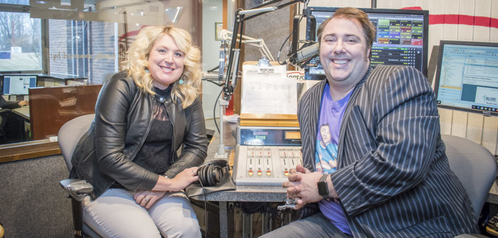 "Pat and AJ <span class=""subtitle""> Partners on Air and in Life</span>"