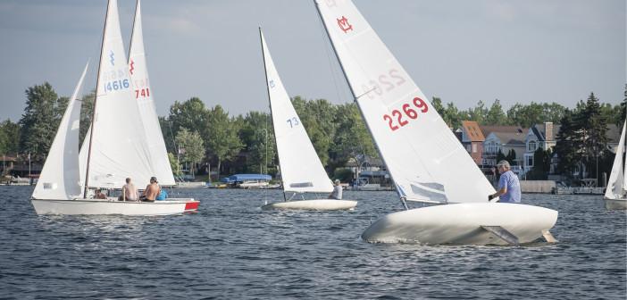 """Lake Fenton Sail Club  <span class=""""subtitle"""">  Good Sailing and a Sandy Beach</span>"""