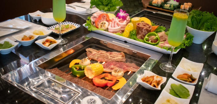 "Goki Goki Korean BBQ & Specialty Meat Market <span class=""subtitle""> Fills Your Tummy, Feeds Your ""Seoul"" </span>"