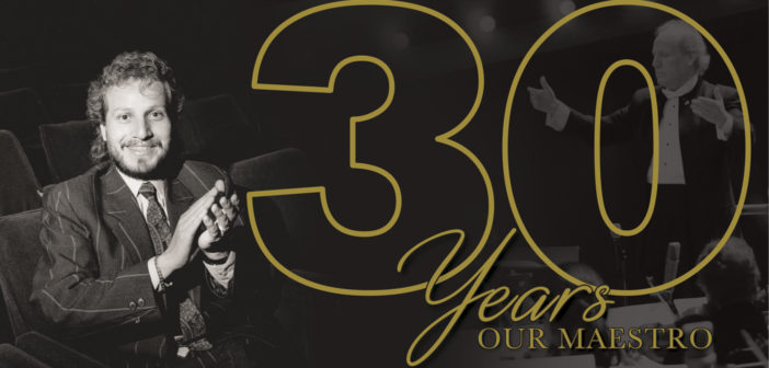 30 Years Our Maestro