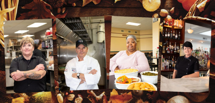 Thanksgiving with Local Chefs