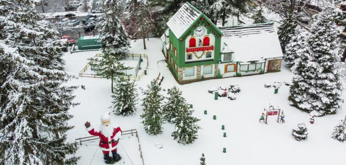 "Being Santa <span class=""subtitle"">Charles W. Howard Santa Claus School</span>"
