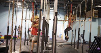 """Tri County Ninja Gym <span class=""""subtitle""""> Ninja Strong </span>"""
