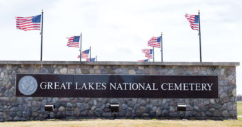 "Hallowed Ground <span class=""subtitle""> Great Lakes National Cemetery </span>"
