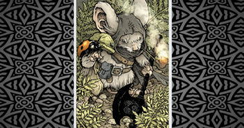 "A Call to Adventure <span class=""subtitle"">David Petersen and Mouse Guard </span>"