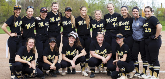 "MCC Softball <span class=""subtitle""> Cruising Through the Record Books </span>"