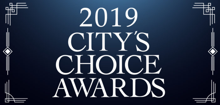 2019 City's Choice Awards Winners