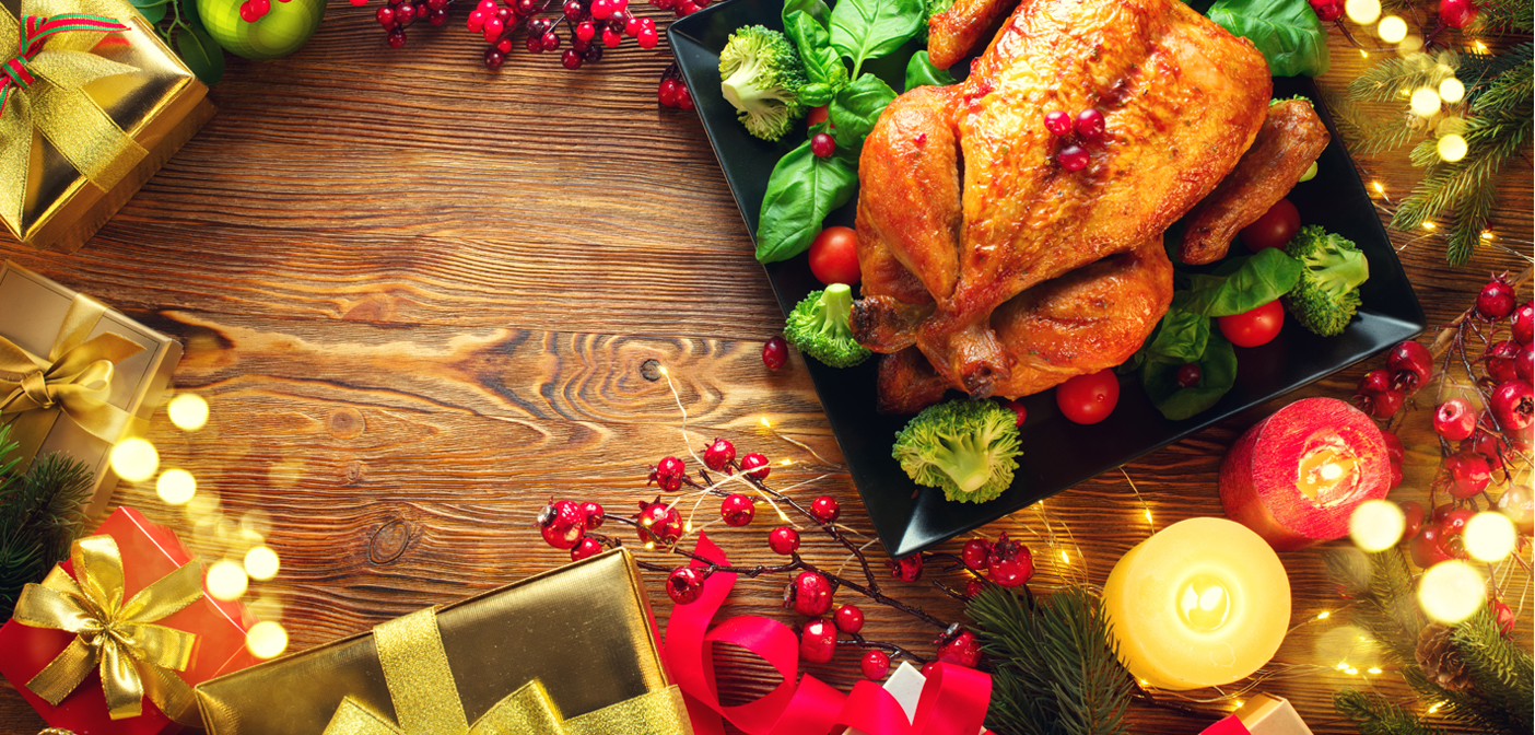 Annual Community Holiday Dinner