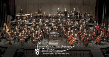"Connecting Through Music <span class=""subtitle""> Fenton Community Orchestra</span>"