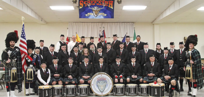 "Flint Scottish Pipe Band <span class=""subtitle""> The Heritage of the Highlands </span>"