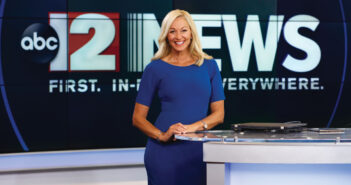 "Angie Hendershot <span class=""subtitle""> Anchor, ABC12 – News A Difference-Maker </span>"