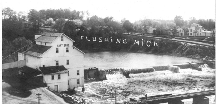 "The History of Genesee County Cities <span class=""subtitle""> Part Six: Flushing</span>"