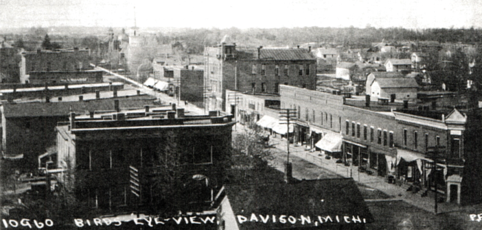 "The History of Genesee County Cities <span class=""subtitle""> Part Nine: Davison and Richfield Townships</span>"
