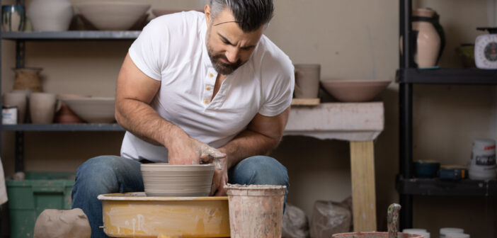 """Legalized Pottery <span class=""""subtitle""""> Created with Love</span>"""