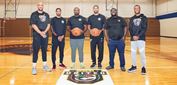 """Building on Tradition <span class=""""subtitle""""> Flint United Basketball</span>"""