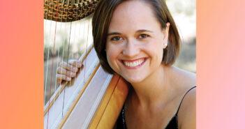"Flint Symphony Orchestra Artist Spotlight <span class=""subtitle""> Principal Harpist Amy Ley</span>"